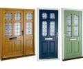Какой должна быть конструкция входной двери